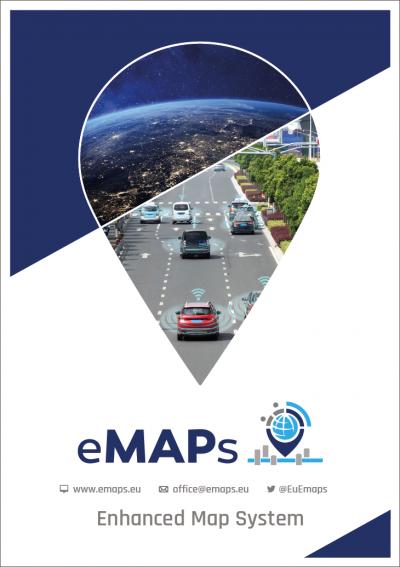 emaps leaflet cover